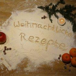 Weihnachtliche Rezepte