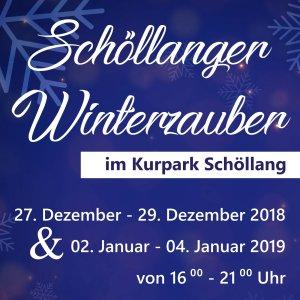 Winterzauber Schöllang