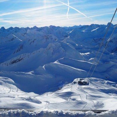 400 Gipfelblick genießen