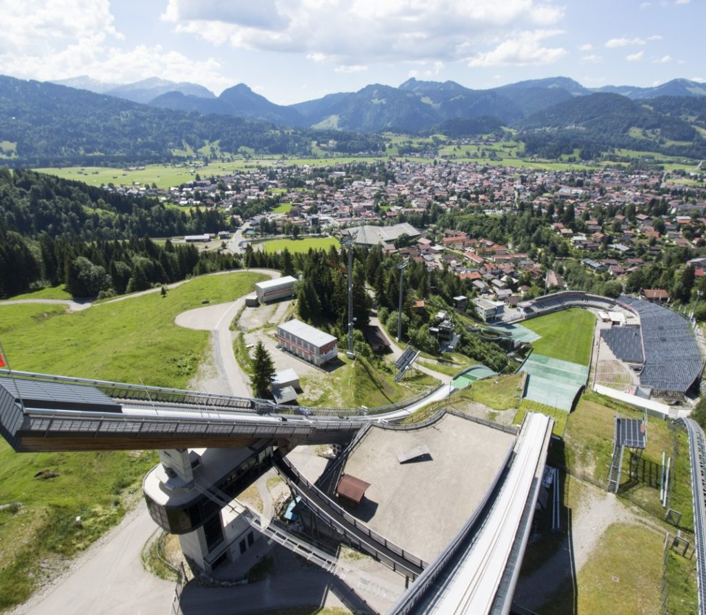 Audi Arena Oberstdorf