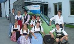 Sam, Heidi Thaumiller und das Pärle Süeche Team