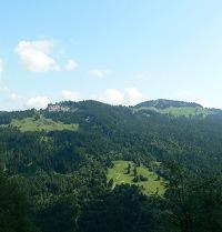Gebiet Piesenkopf