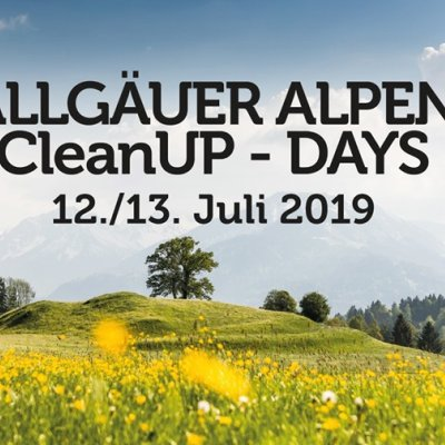 Alpen clean up days
