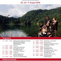 Oberstdorfer Musiksommer - Übersicht Konzerte