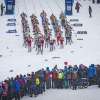 Tour de Ski Stadion Herren