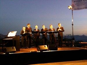 Serenade auf dem Nebelhorn
