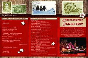 Oberstdorfer Advent Programm 2019