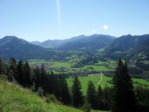 Blick vom Wallrafweg