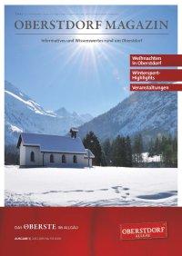 Oberstdorfer Magazin 01/20