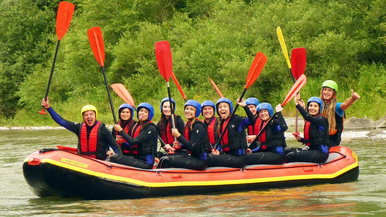 Rafting Softrafting