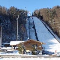 Skiflugschanze, neuer Schanzenwirt, 20.01.2020