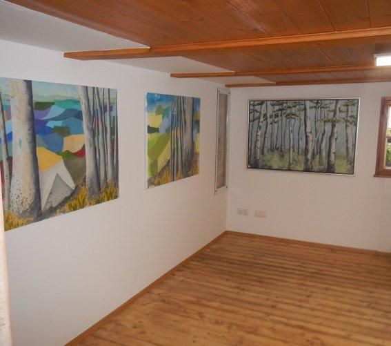 Ausstellung im Trettachhäusle