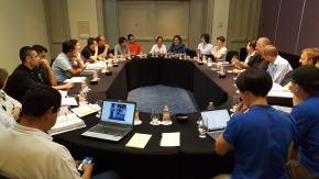 Erstes FIS Kandidaten Meeting