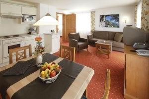 Wohnzimmer und Küche Kategorie C