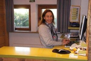 Susanne Höppner aus dem Team der Oberstdorfer Ferienwelt