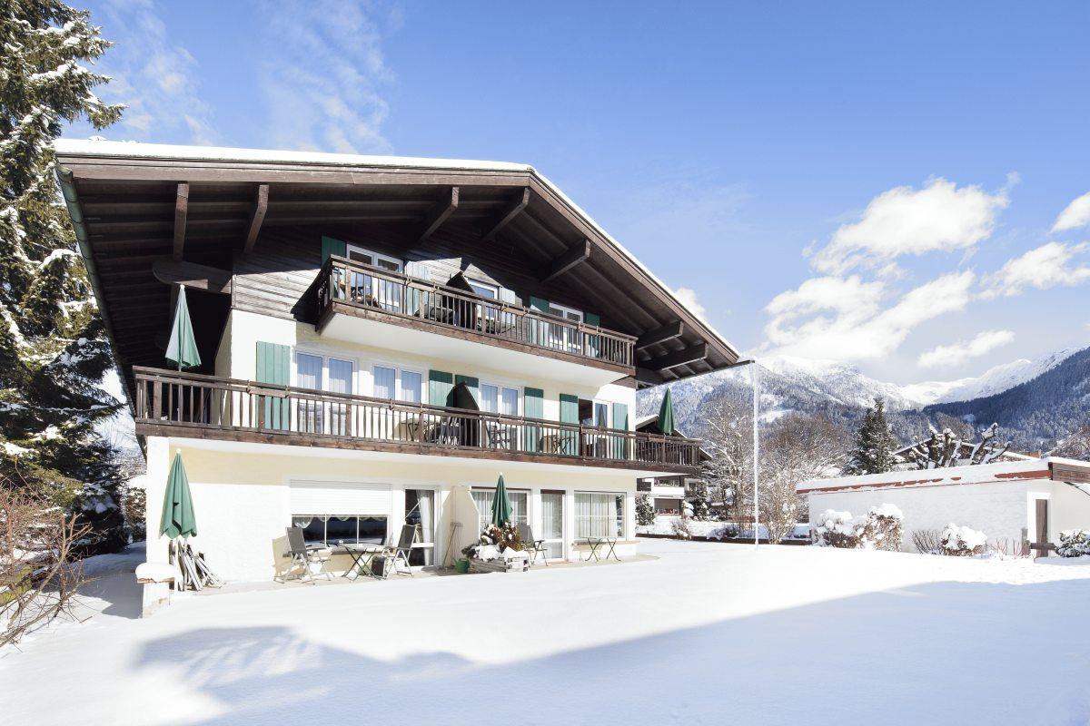 Winter in der Oberstdorfer Ferienwelt