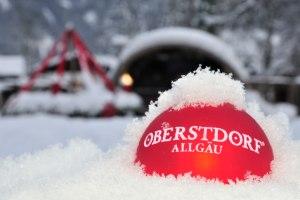 Traumweihnacht Oberstdorf