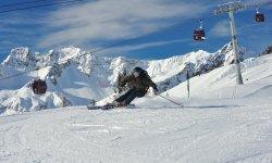Skifahrer Fellhorn