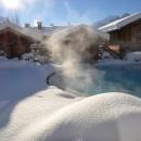 Oberstdorfer Therme im Winter