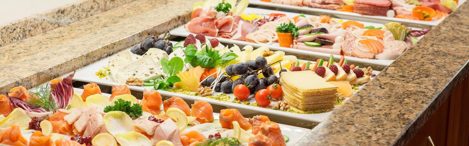 Frühstücksbuffet im Hotel Mohren © Hotel Mohren