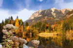 Traumhafter Herbst in Oberstdorf