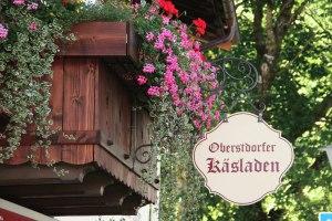 Oberstdorfer Käsladen in Oberstdorf