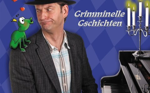 Grimminelle Gschichten - Tom Bauer