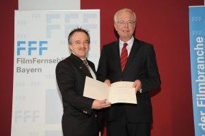Verleihung d. Staatsminister Thomas Kreutzer
