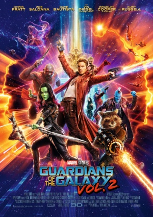 Guardians-of-the-galaxy-2 in 3 D!