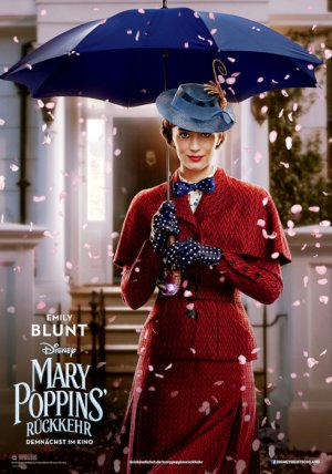 Mary-poppins-die Rückkehr