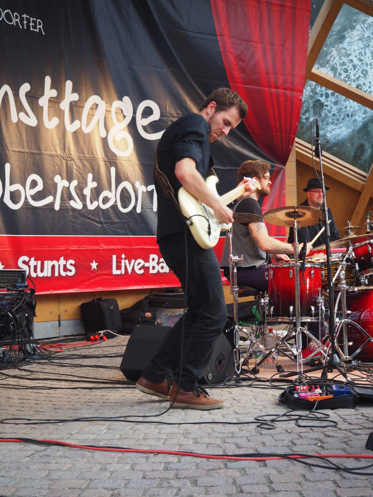 Sarah Straub und Band