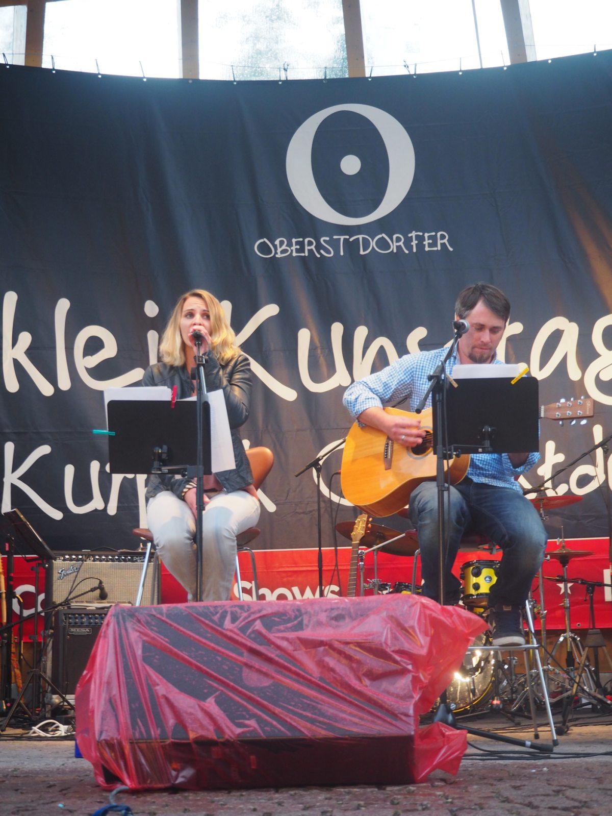 Steffi Kopp und Tim Hecking