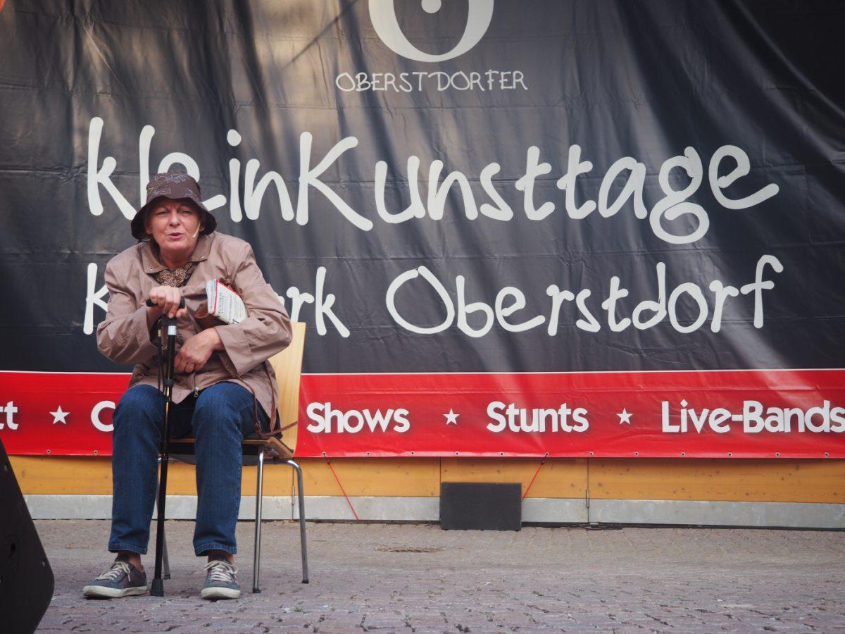 Monika Blankenberg - Kabarett
