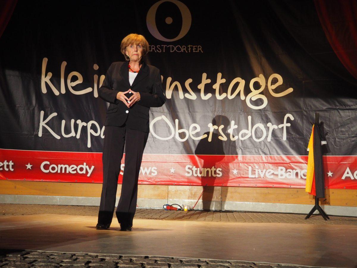 Marianne Schätzle - Kabarett