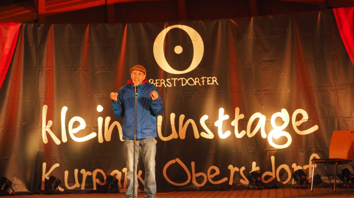 2. Oberstdorfer Poetry Slam