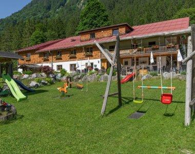 Berggasthof Riefenkopf - außen