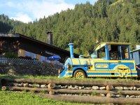 Fahrt zum Berggasthof Gerstruben