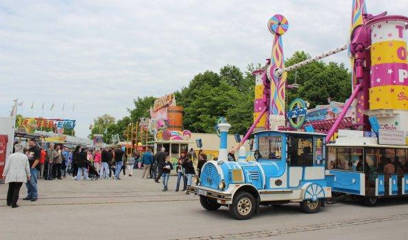 Volksfest Weilheim