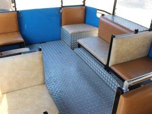 Sitzgelegenheiten Alpenexpress I