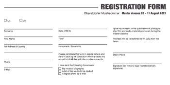Oberstdorfer Musiksommer 2021 Registrationform Masterclass
