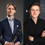 Lewin Kneisel, Klarinette – Daniel Streicher, Klavier