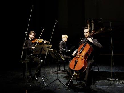Trio Adorno © Daniel Delang