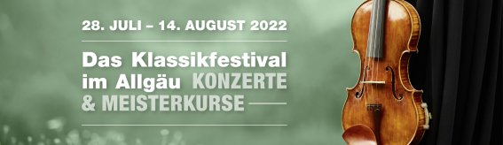 Oberstdorfer Musiksommer Titelbild 2022