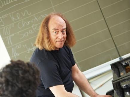 Prof. Konrad Elser