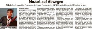 2018-07-31 Allgaeuer Anzeigeblatt Mozart auf Abwegen