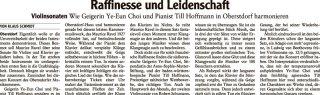2018-08-03 Allgaeuer Anzeigeblatt Raffinesse und Leidenschaft