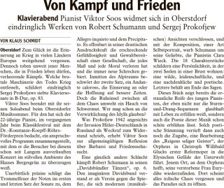 2018-08-02 Allgaeuer Anzeigeblatt Von Kampf und Frieden