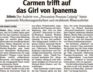 2018-08-14 Allgaeuer Anzeigeblatt Carmen trifft auf das Girl von Ipanema