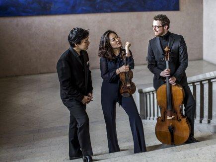 Trio Gaon2_by Wulf Schaeffer, Shin-Joong Kim, Michael Keating