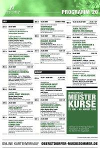 OberstdorferMusiksommer 2020-Programm